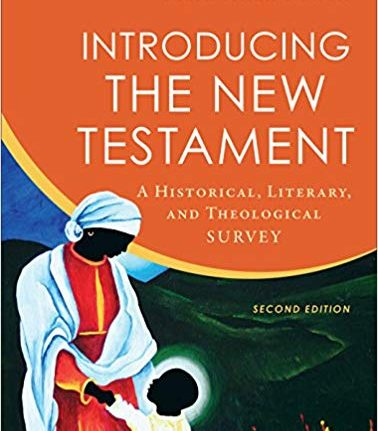 Intro to the New Testament